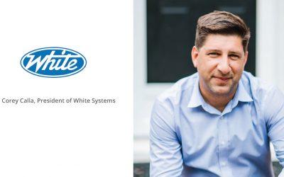 SencorpWhite names Corey Calla president of White Systems
